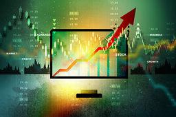 三大指数收盘飘红 创业板指上涨3.47%