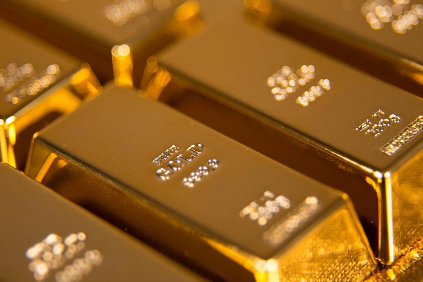 紐約商品交易所黃金期貨市場12月黃金期價13日下跌