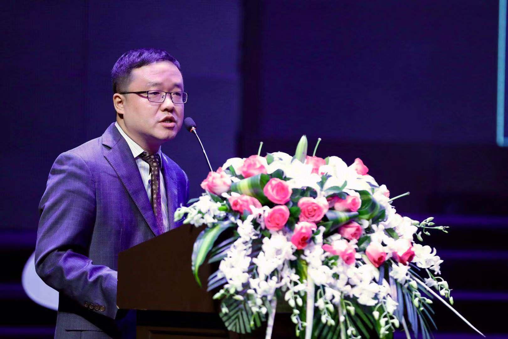 广发证券首席策略分析师戴康发表演讲