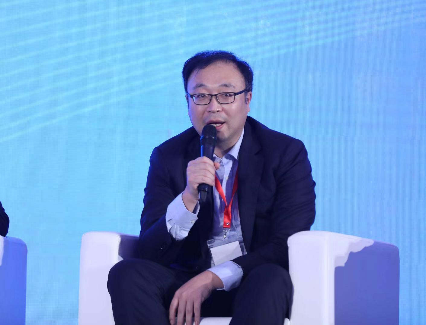 北京集成电路产业发展股权投资基金副总经理李鑫