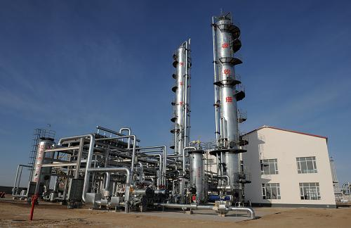 Profit of China's petroleum, chemical industry up 45.2% in first three quarters