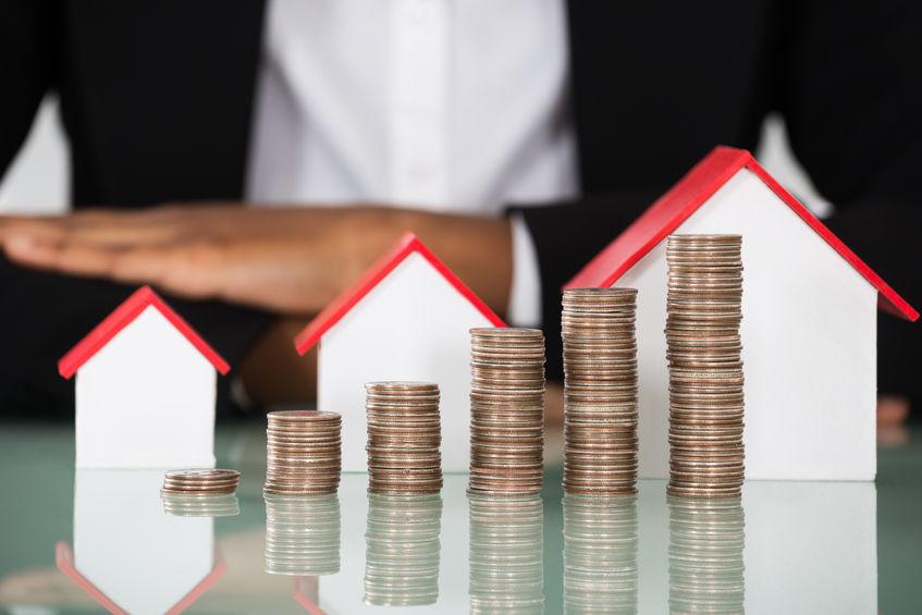 热点城市成交面积下降 房企面临销售融资双重压力
