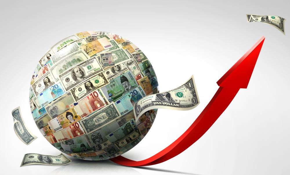 美元指数走强 欧元金银携手走软