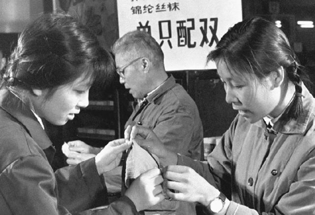 从供销社到无人超市|照片里看中国零售业40年……
