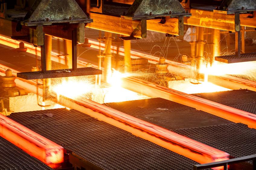 国内钢价跌幅扩大 铁矿石市场震荡下行