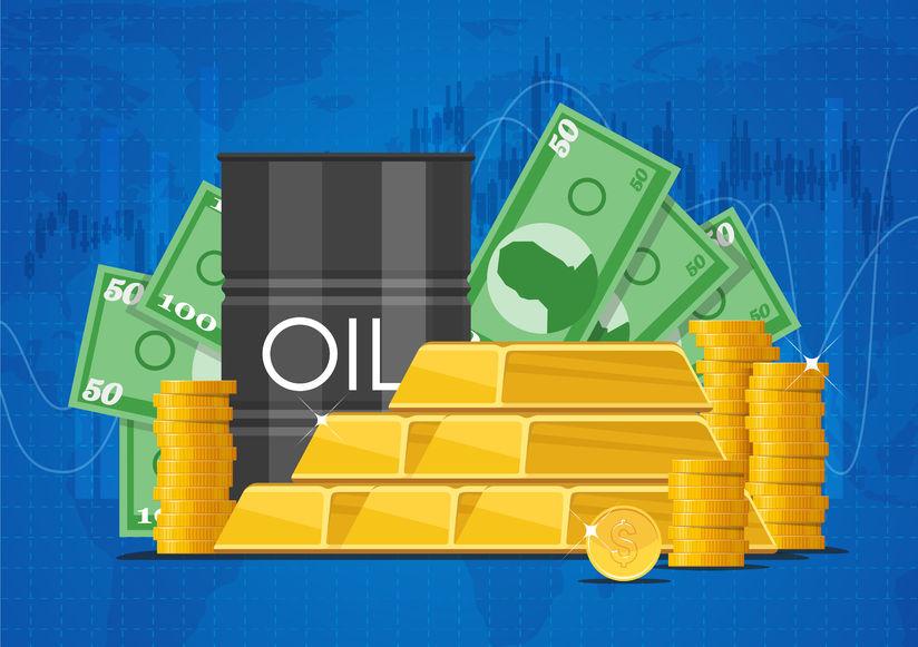 原油11月來跌幅超20%  A股相關板塊周一承壓