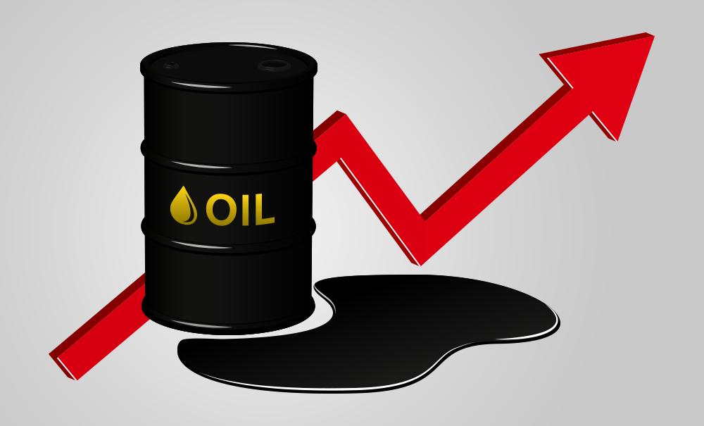 NYMEX原油期货连涨两日