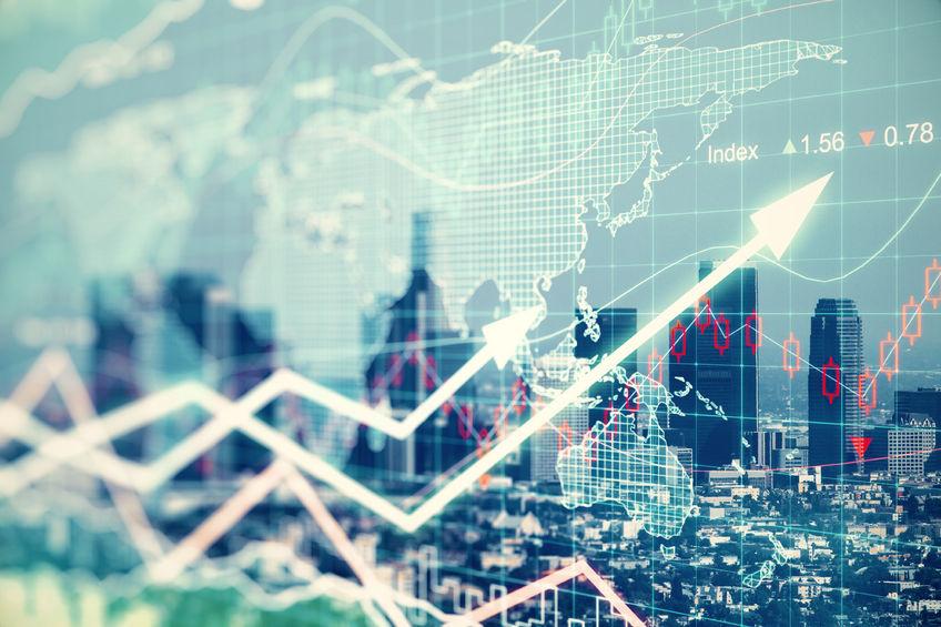 三大股指探底回升 创业板指涨逾1.6% 券商板块发力