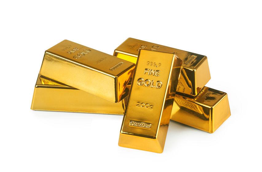 COMEX黄金期货创三周以来新高