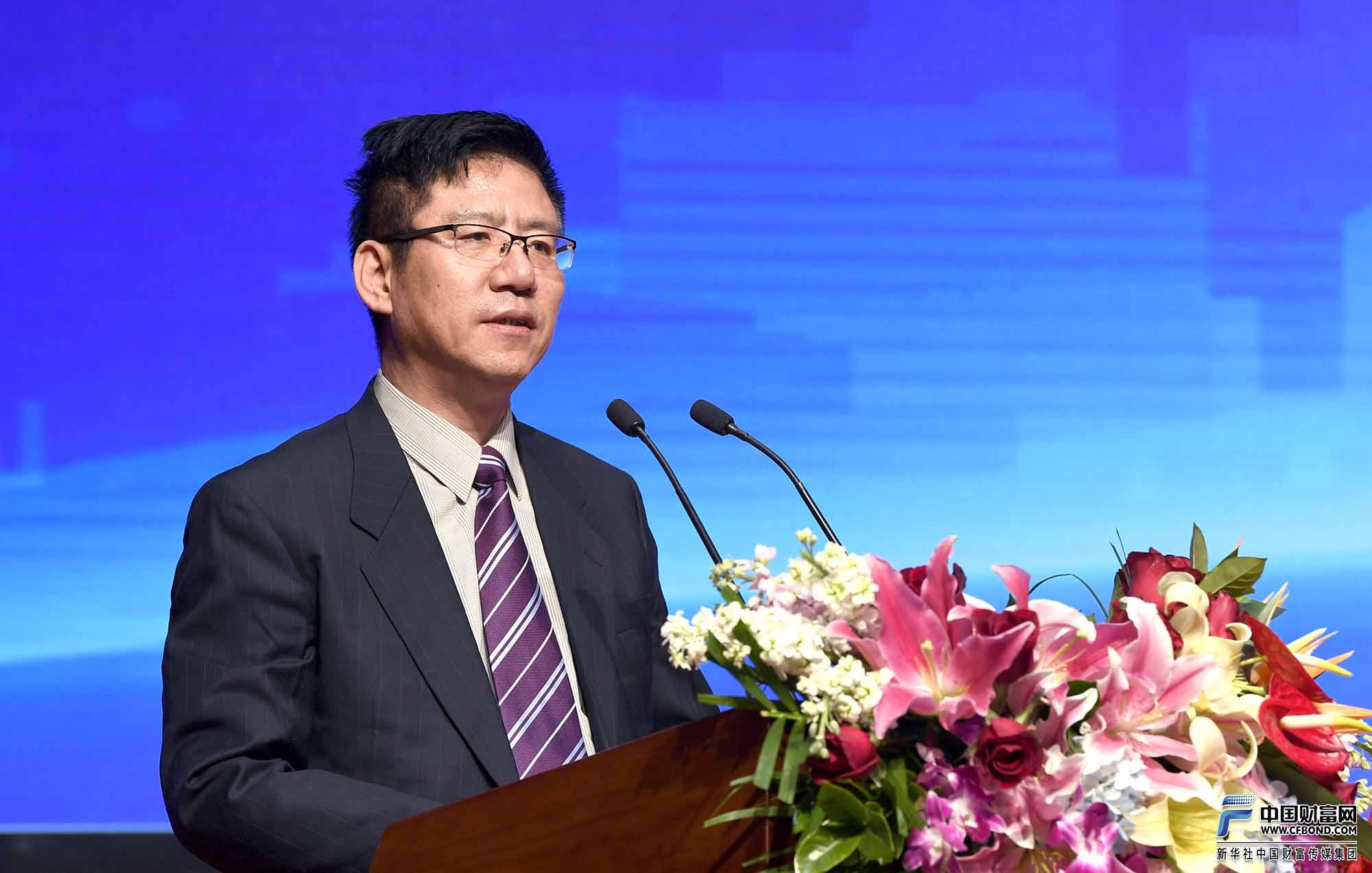 北京市地方金融监督管理局副局长于海致辞