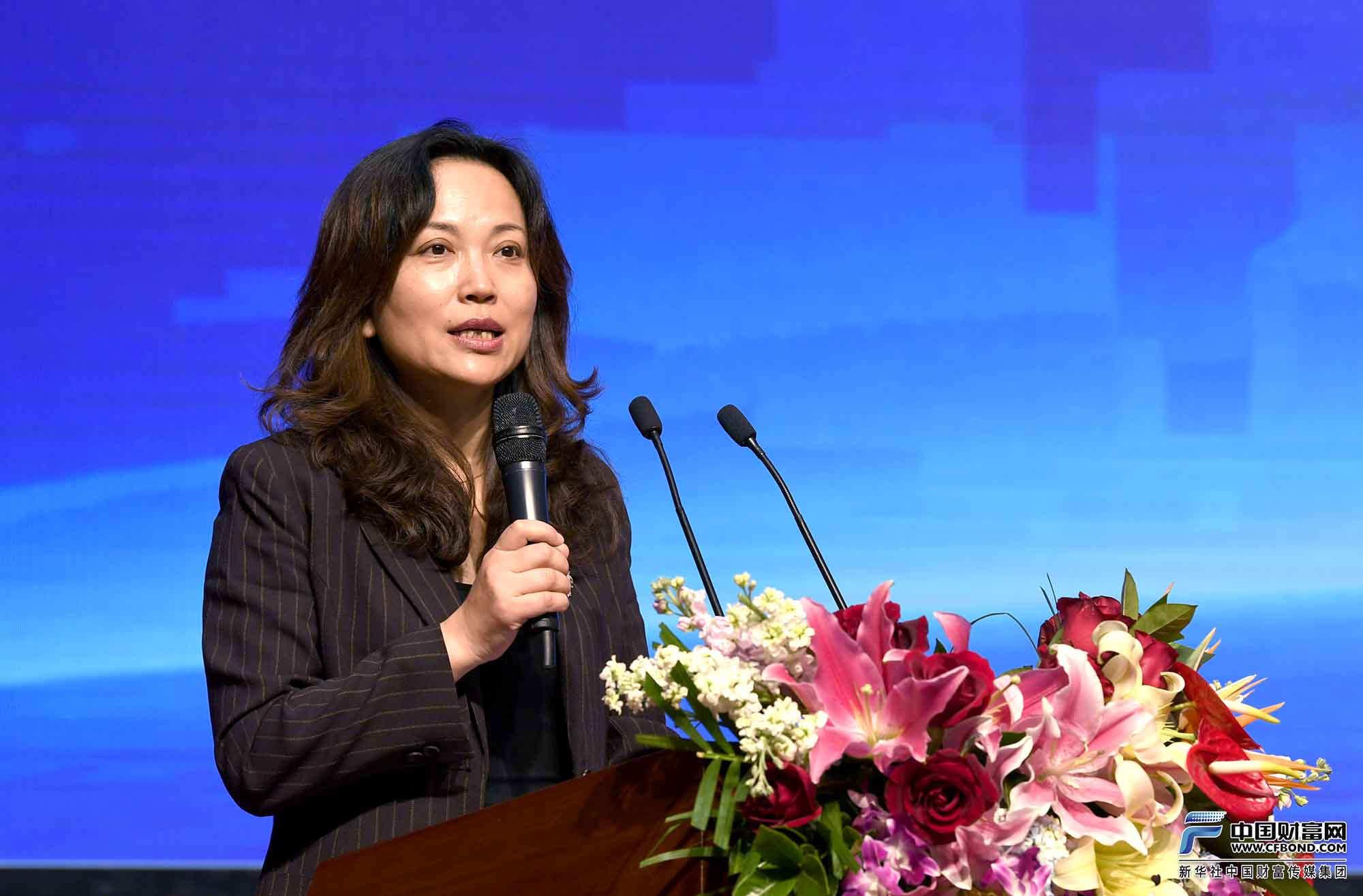 主持人:中国融资担保业协会党委委员、副秘书长杨紫华