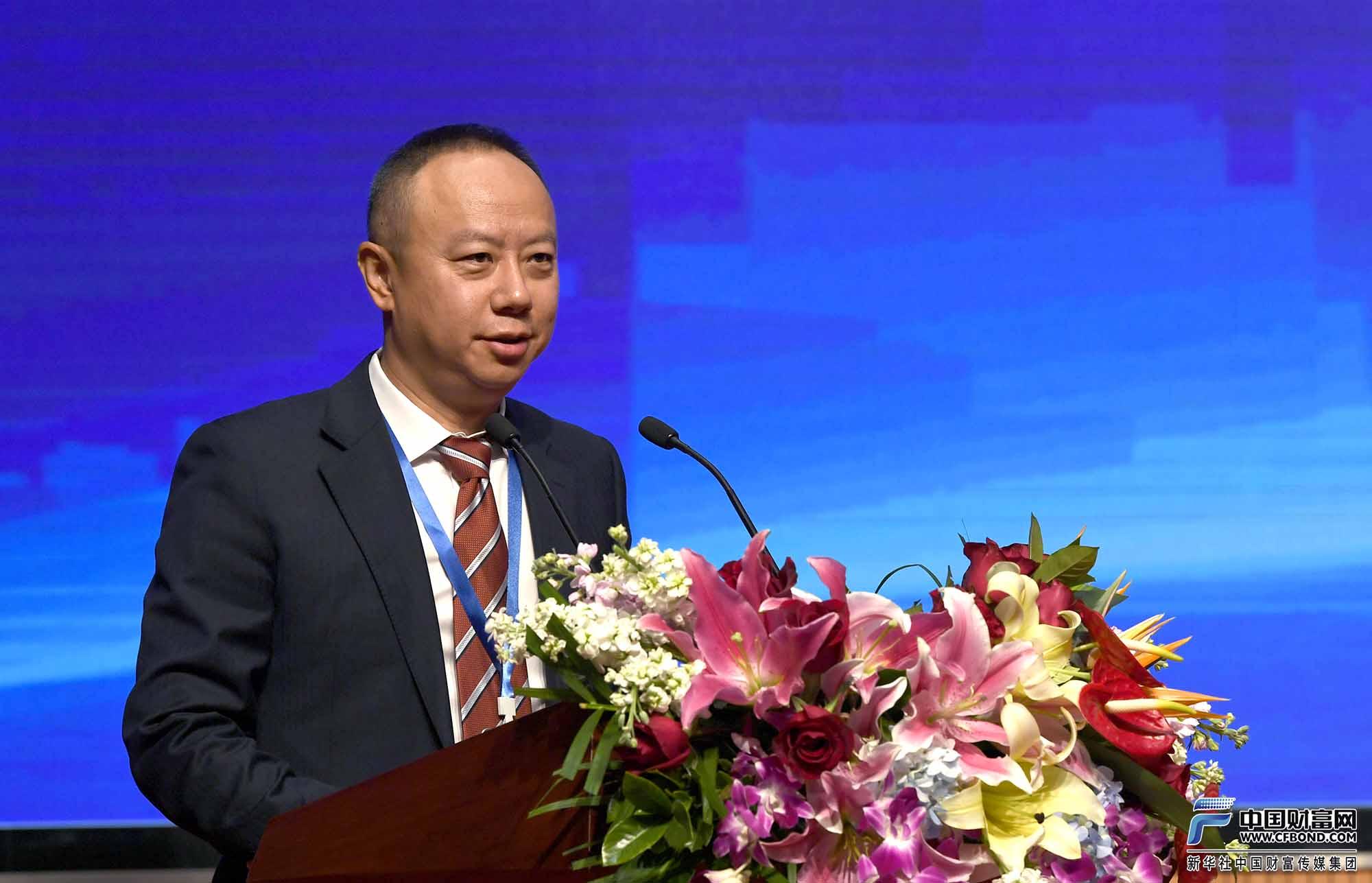 中投保公司总裁石军发布中投保社会责任报告