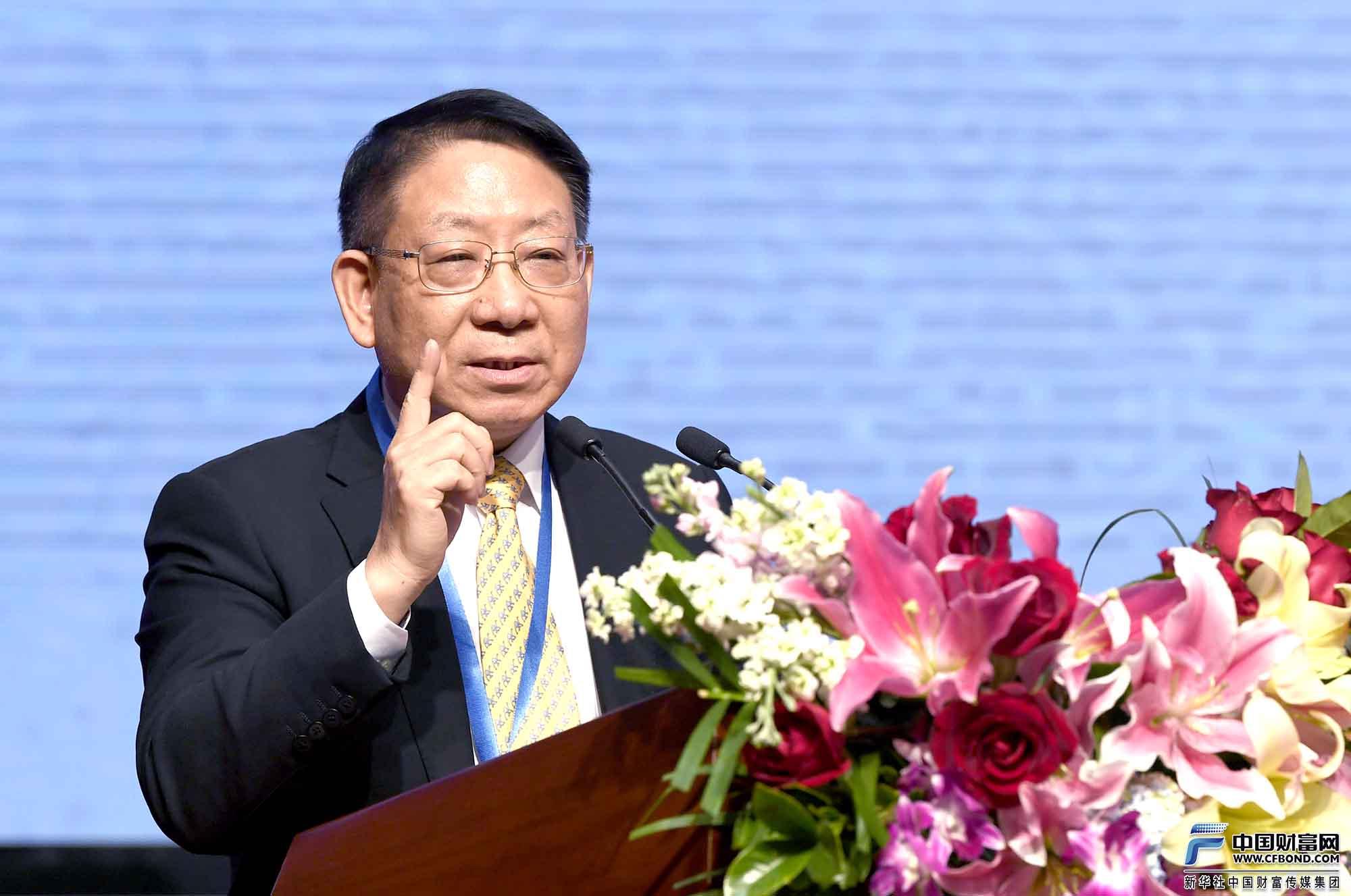 专题演讲:广东中盈盛达融资担保投资股份有限企业董事长吴列进
