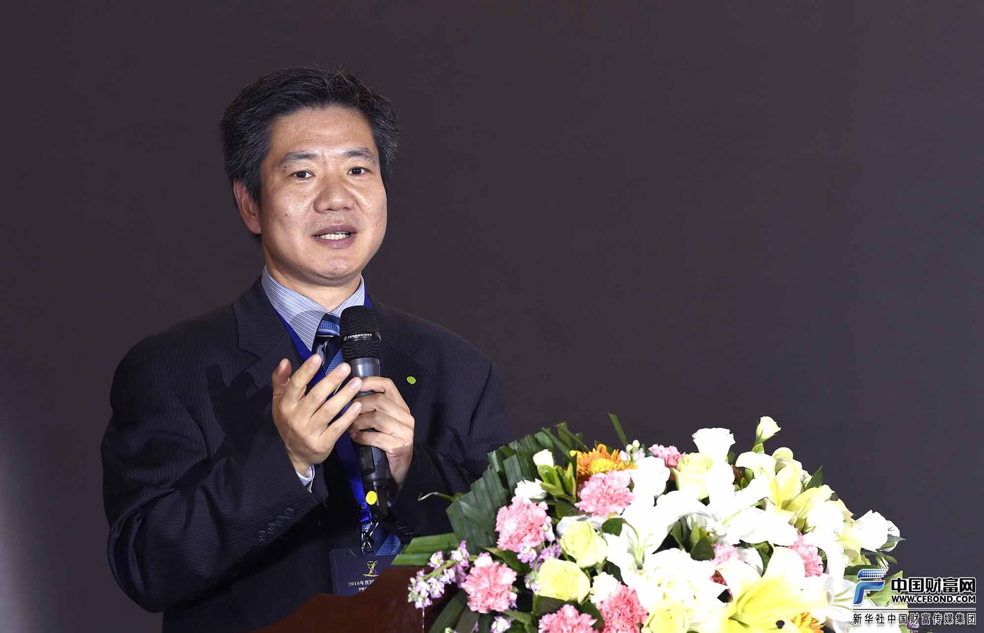 德勤中国合伙人朱桉发表主题演讲