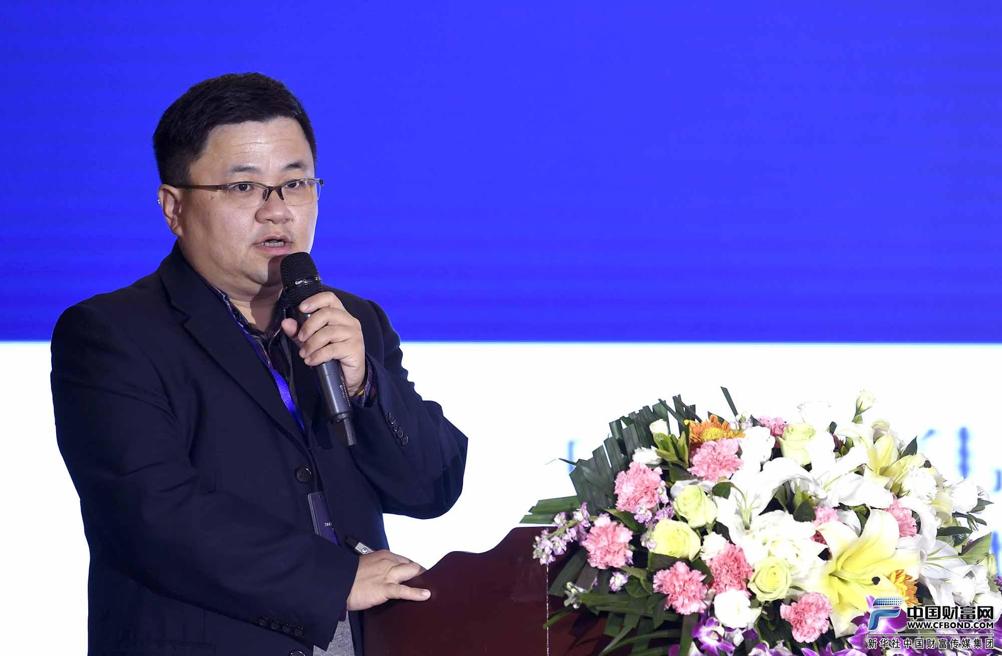 APS投资总监刘宏发表主题演讲