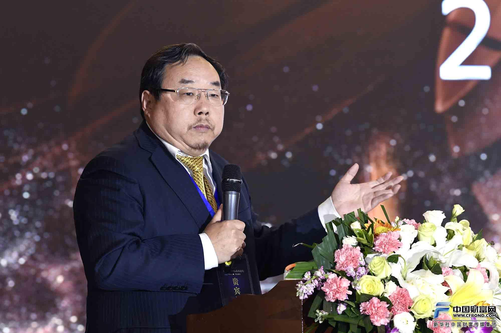 阿拉伯中国基金合伙人吕京