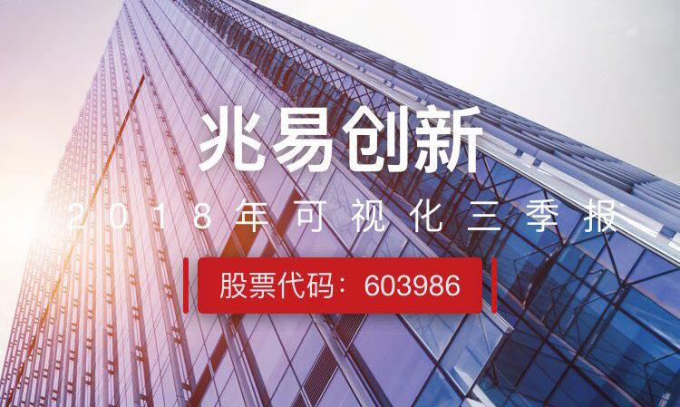 一图读财报:兆易创新前三季度净利同比增长8.21%