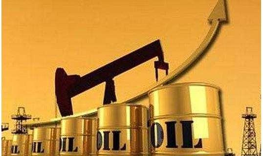 WTI原油涨幅扩大至3.34%