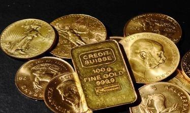 纽约黄金期货收涨0.82% 创一个多月新高
