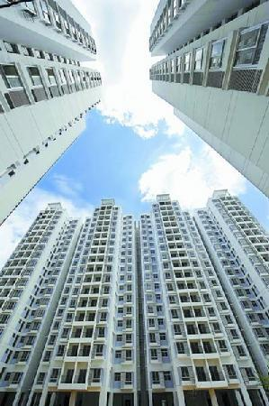月度住宅销售腰斩 香港楼市降幅趋深