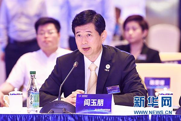 天獅集團閻玉朋:改革開放為中國企業的全球化發展指明方向