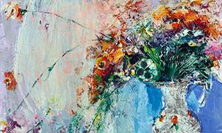 """意大利国宝级艺术家桑德罗·特劳蒂 持续的自我""""背叛""""中颠覆艺术传统"""