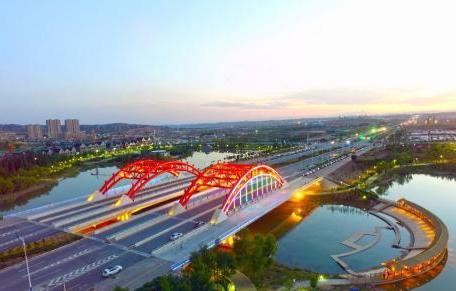 甘肃省兰州新区开建千亿级铝加工产业园