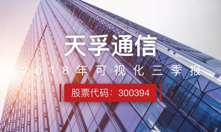 一图读财报:天孚通信前三季度净利同比增长8.17%