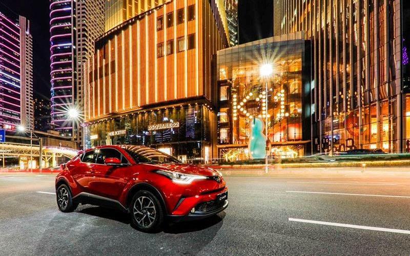 TNGA车型表现抢眼 广汽丰田逆势上涨64.6%