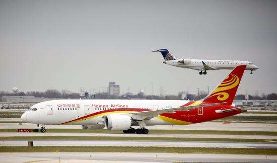 China Focus: China opportunities excite global aviation industry