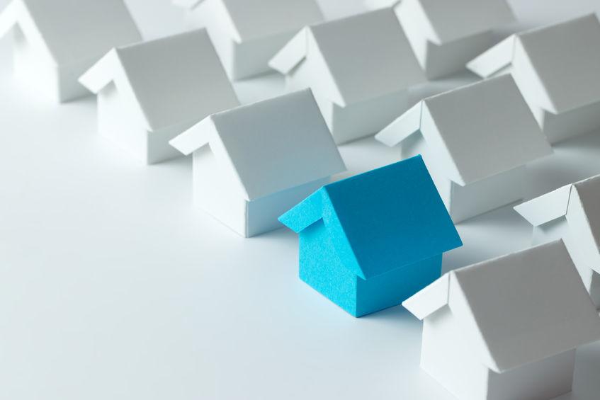 """连涨22个月后 首套房贷利率首现""""零涨幅"""""""