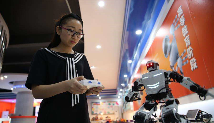 China Innovation Index rises faster in 2017