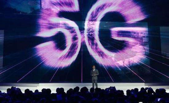 Chinese companies ramp up efforts in building 5G network infrastructure