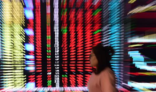 Chinese stocks close higher Thursday