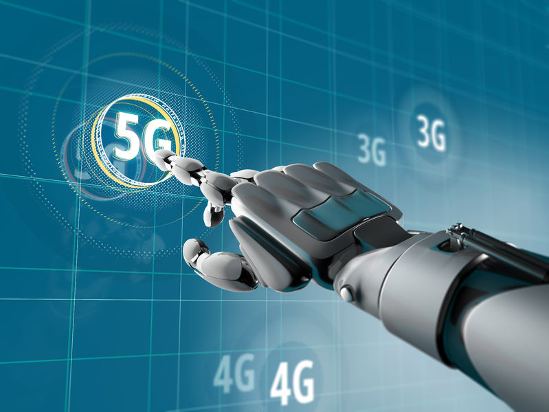 China's 5G-related public companies receive high investor attention