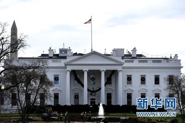 """特朗普连批美联储 美股""""平安夜""""前暴跌"""