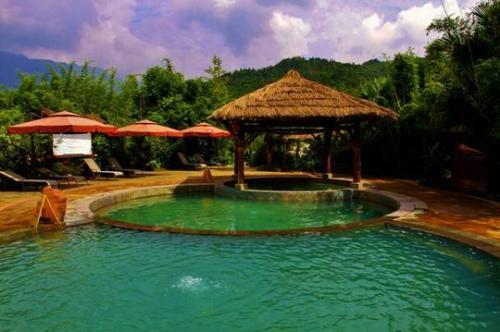 高新发展子公司雅安温泉旅游开发权被收回并获补偿