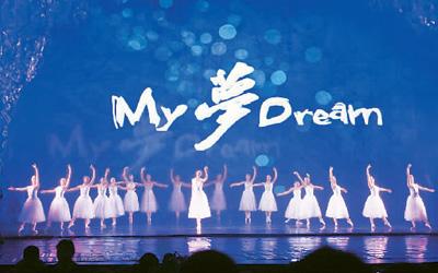 中國殘疾人藝術團大型音樂舞蹈詩公益演出在京舉行