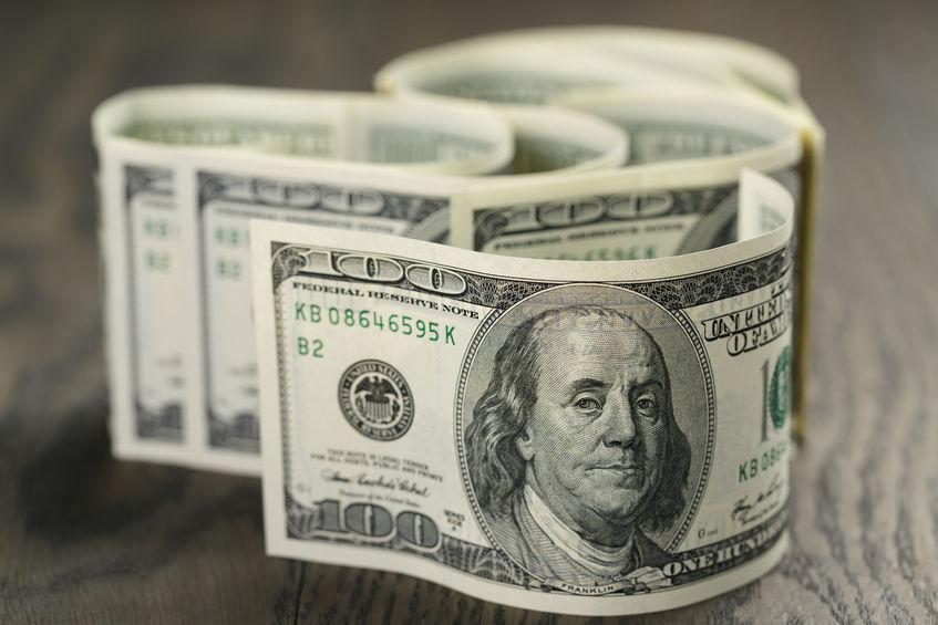 美元指数12月31日下跌