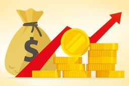纽约商品交易所黄金上涨