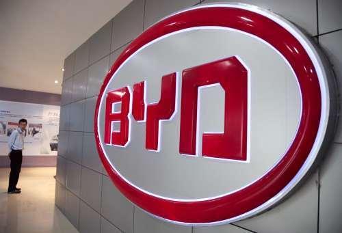 比亚迪去年新能源车销售超24万辆