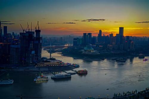 发展改革委:扎实推进长江经济带高质量发展