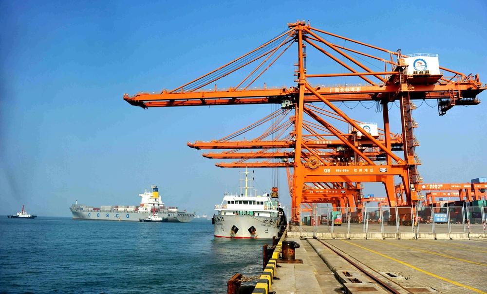2018年外贸进出口同比增长9.7%
