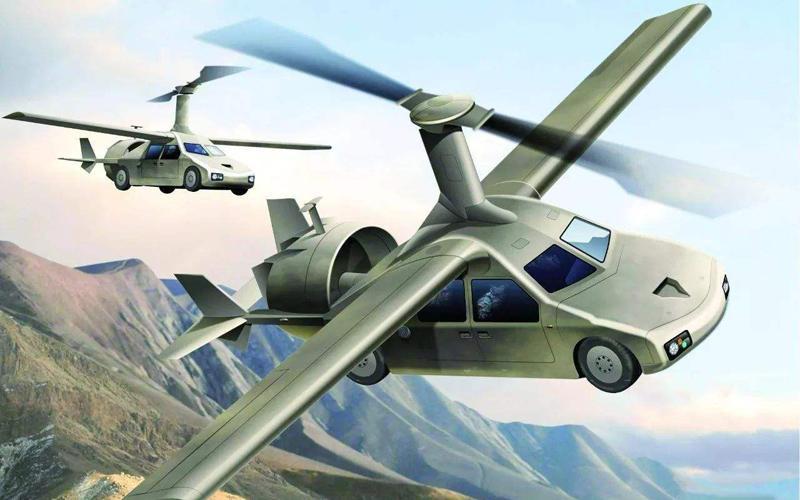 2019CES:飞行汽车在拉斯维加斯起飞?