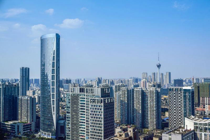 2018年12月份一线城市商品住宅销售价格涨跌互现