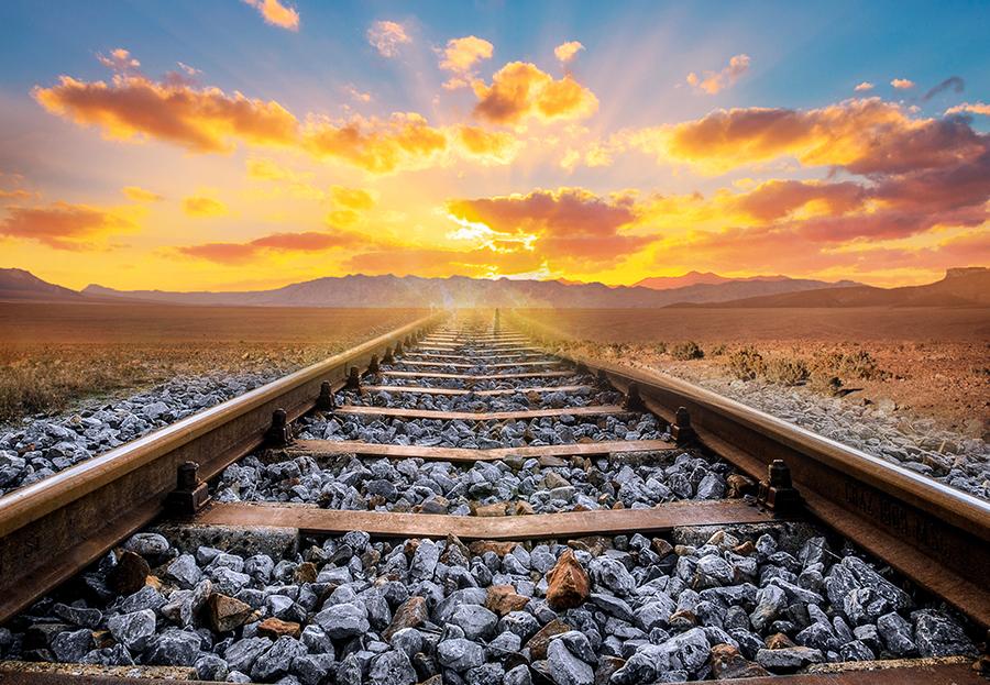 2018年全國鐵路發送貨物超40億噸