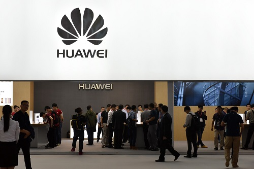 Huawei to invest 100 bln USD in reconstructing network system