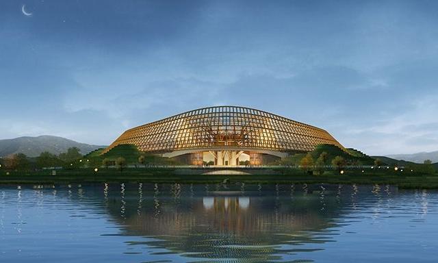 北京世园会进入倒计时:园区建设全面收官