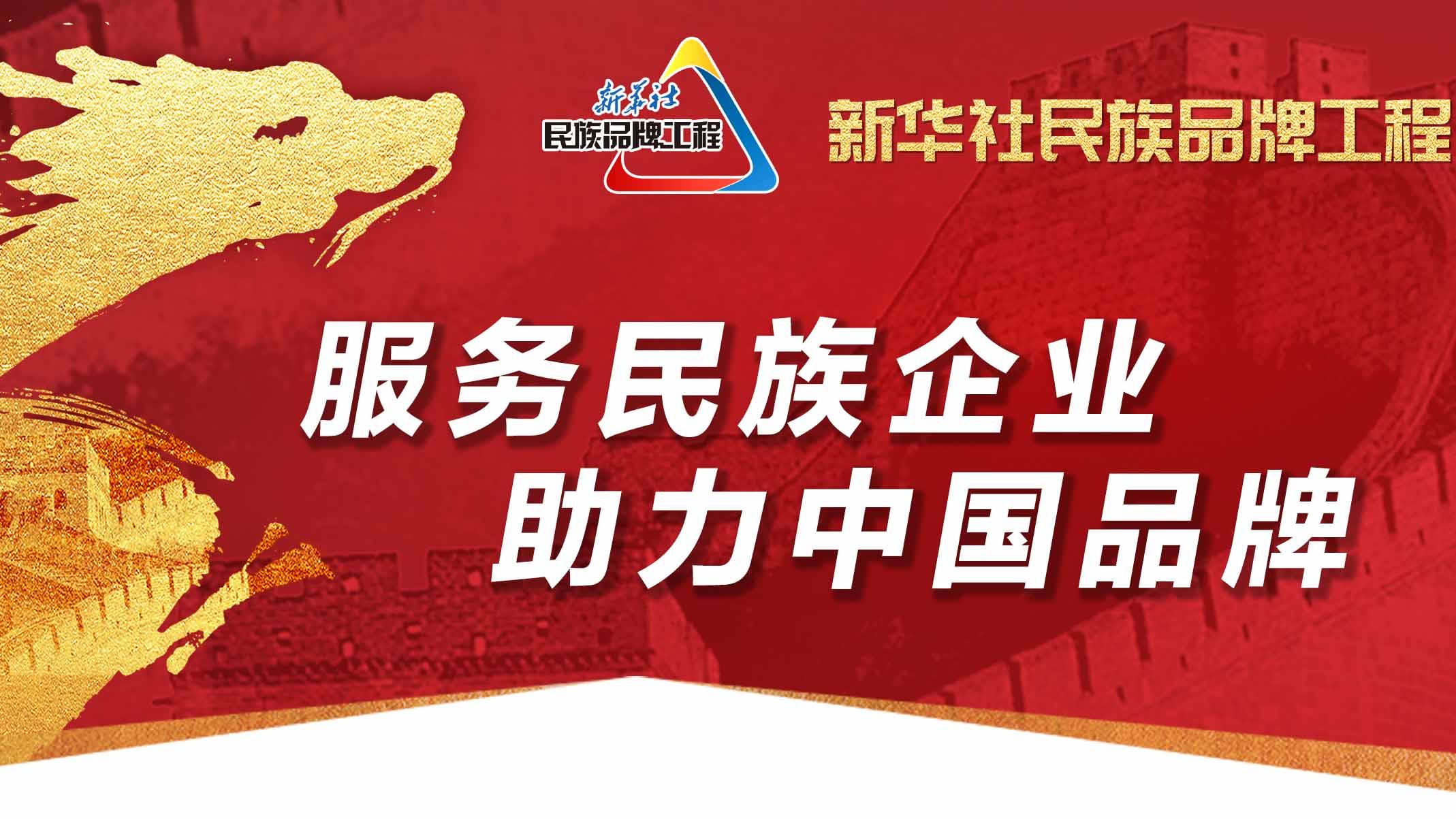 新華社民族品牌工程入選企業有多強?