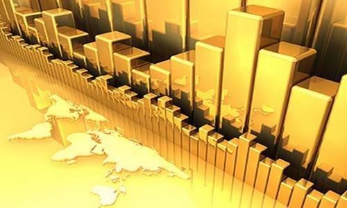 纽约商品交易所黄金期货市场2月黄金期价22日上涨